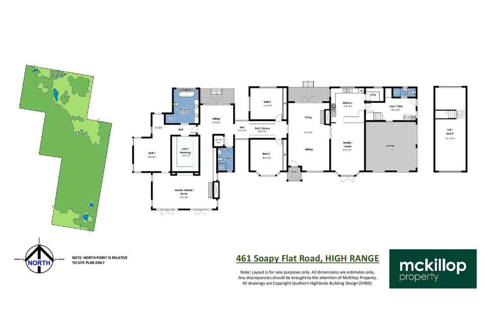 Floorplan of Homely ruralOther listing, Address available on request