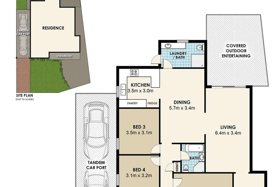 Floorplan of Homely house listing, 7 Alexander Street, Dundas Valley NSW 2117