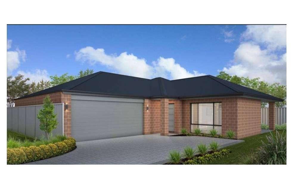 Floorplan of Homely residentialLand listing, LOT 2/30A Fenellia Crescent, Craigie WA 6025