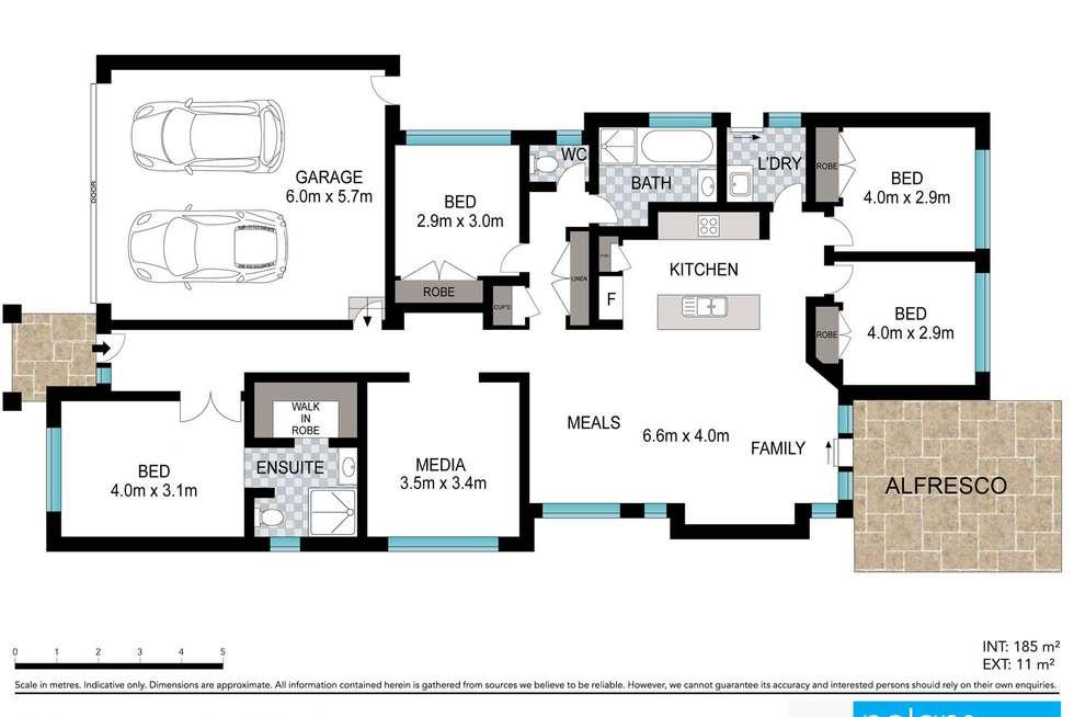 Floorplan of Homely house listing, 10 Oceanic Drive, Sandy Beach NSW 2456