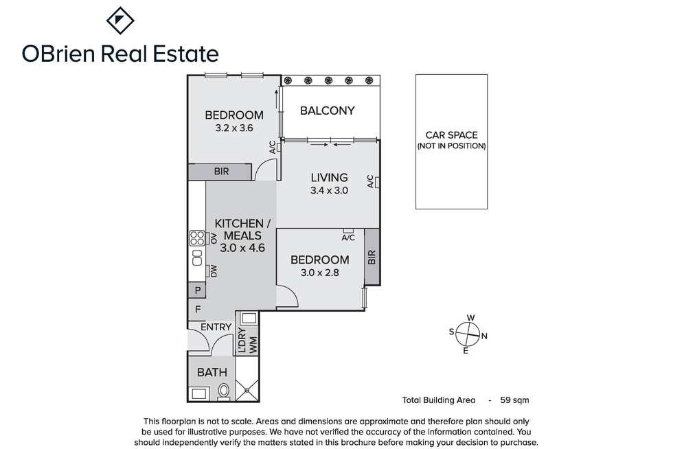 Floorplan of Homely apartment listing, 1/11 Railway Crescent, Hampton VIC 3188