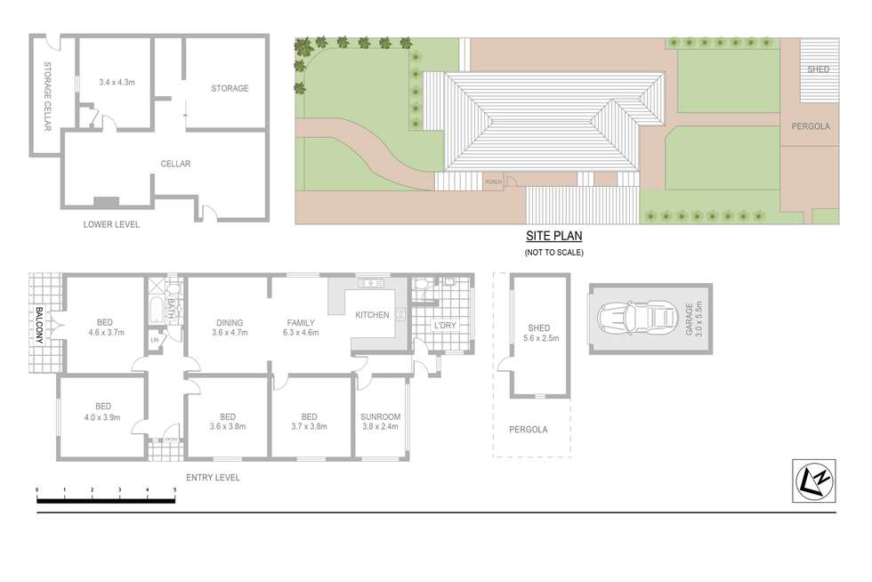 Floorplan of Homely house listing, 49 Walton Crescent, Abbotsford NSW 2046