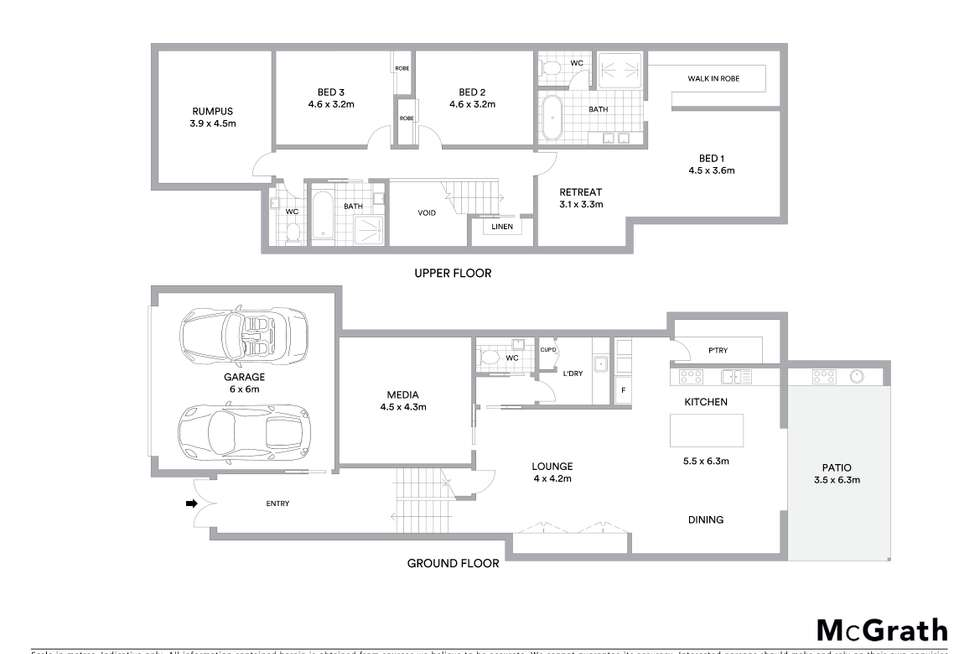 Floorplan of Homely residentialLand listing, 12A Seventeenth Avenue, Sawtell NSW 2452