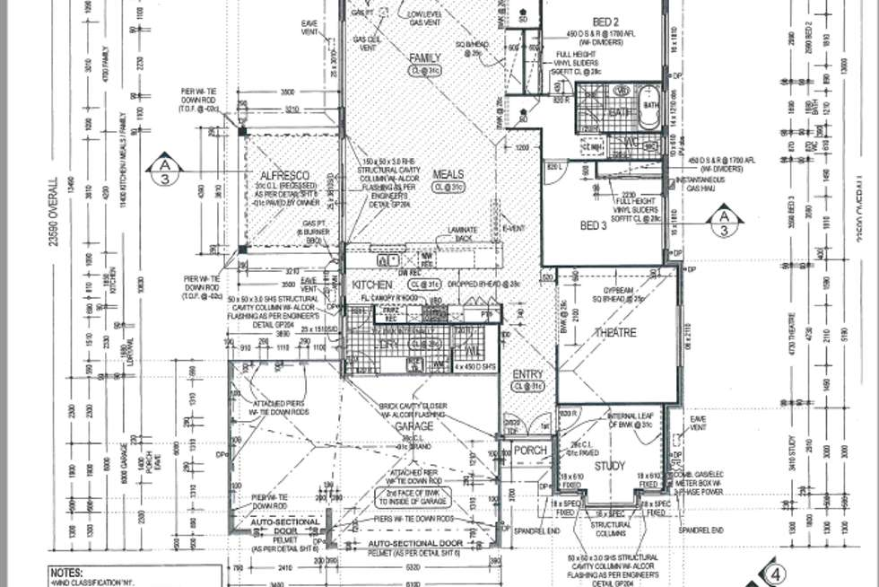 Floorplan of Homely house listing, 42 Placid Bend, South Yunderup WA 6208