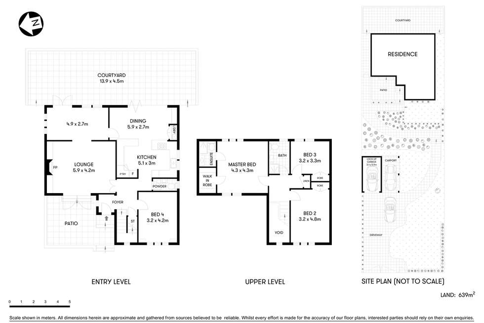 Floorplan of Homely house listing, 23 Euryalus Street, Mosman NSW 2088