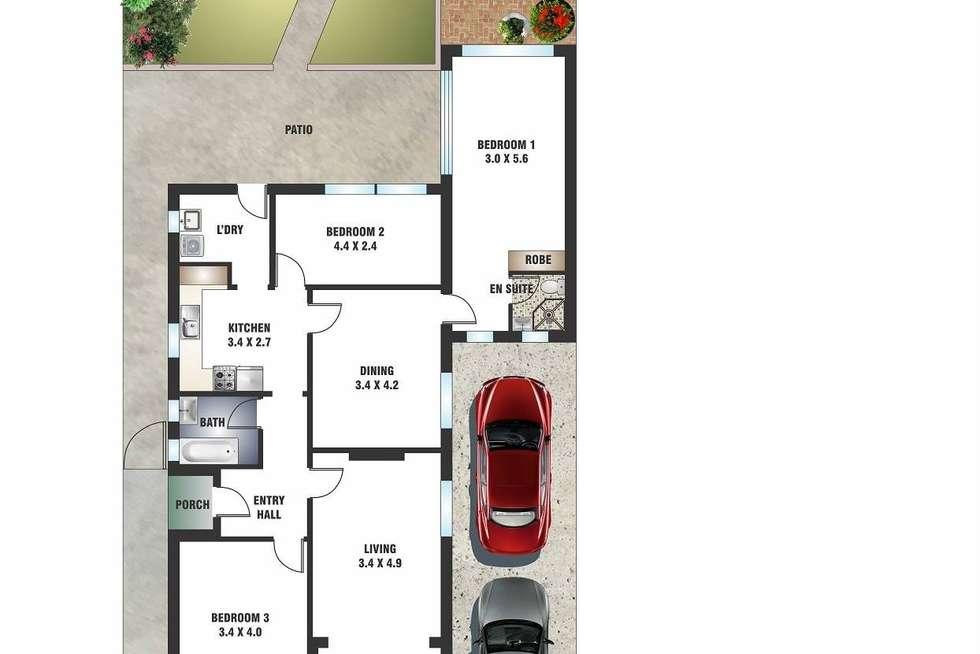 Floorplan of Homely house listing, 140 Duncan Street, Maroubra NSW 2035