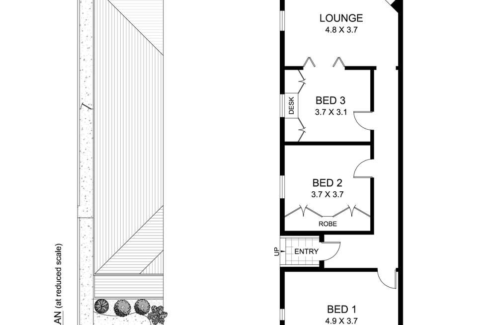 Floorplan of Homely house listing, 16 Broughton Street, Drummoyne NSW 2047