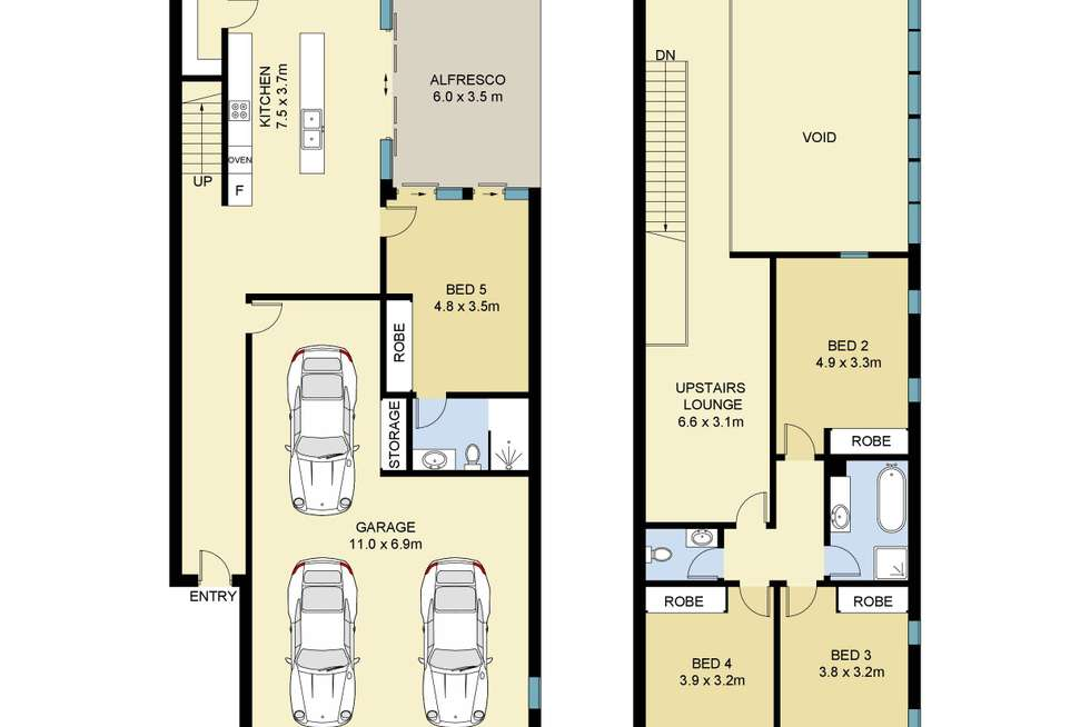 Floorplan of Homely house listing, 27a Pur Pur Avenue, Lake Illawarra NSW 2528