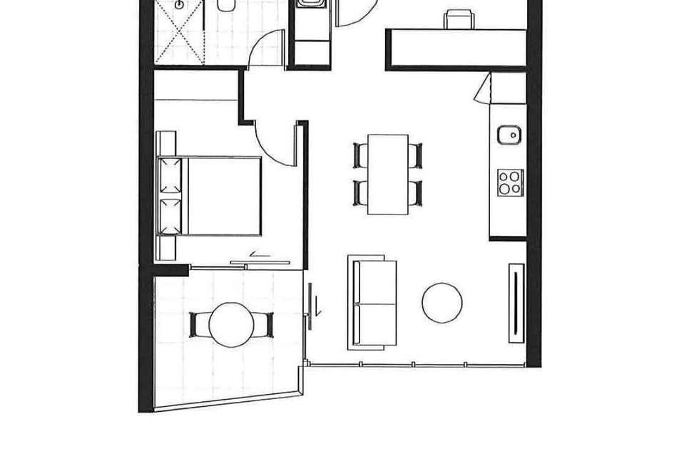 Floorplan of Homely apartment listing, 219/88 Church Street, Parramatta NSW 2150