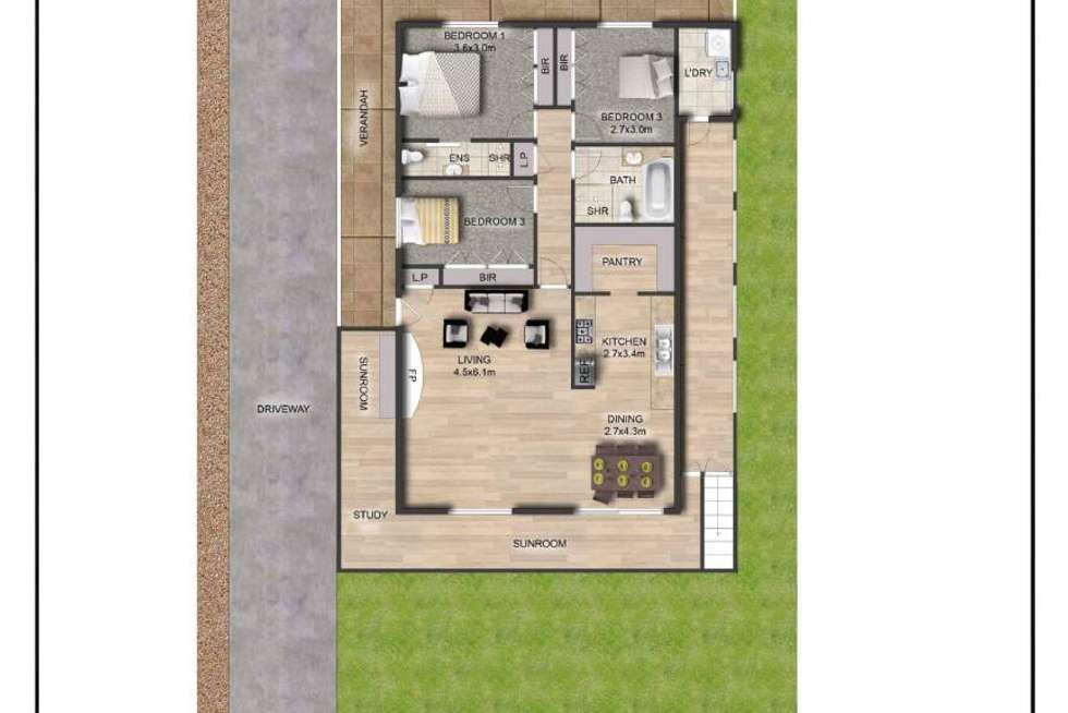 Floorplan of Homely house listing, 65 Macleans Point Road, Sanctuary Point NSW 2540