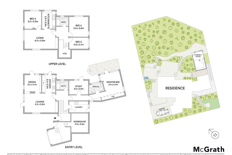 Floorplan of Homely house listing, 36A Dalrymple Avenue, Chatswood NSW 2067