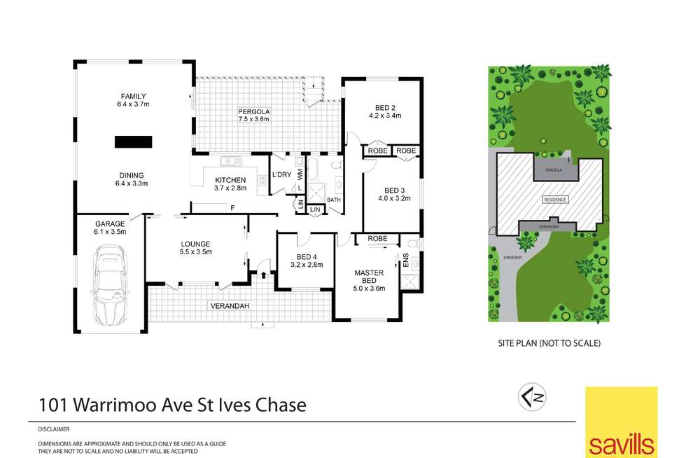 Floorplan of Homely house listing, 101 Warrimoo Avenue, St Ives NSW 2075
