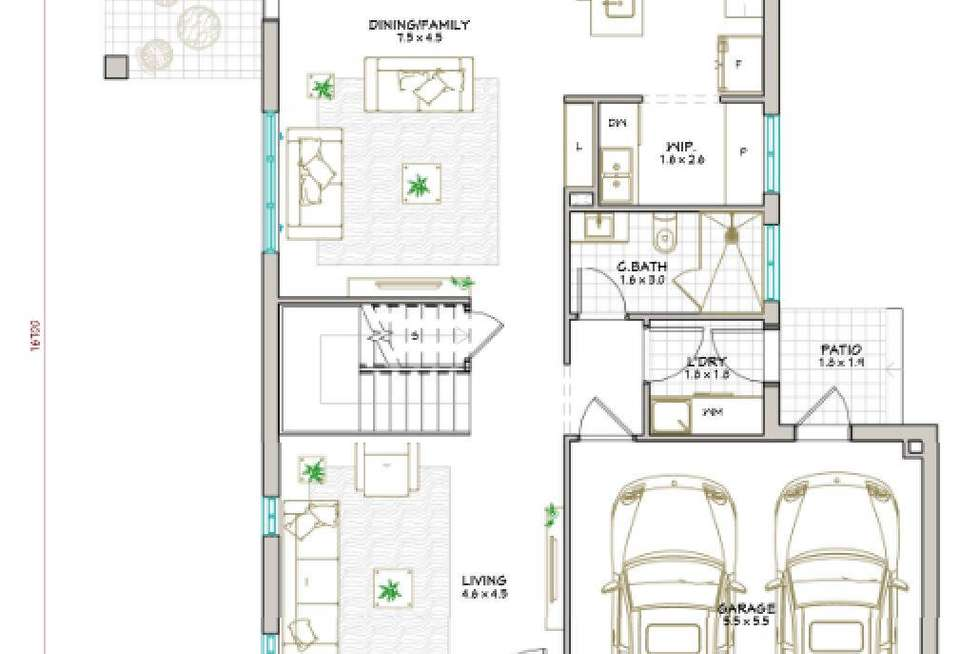 Floorplan of Homely house listing, Lot 66 Perfection Avenue, Stanhope Gardens NSW 2768
