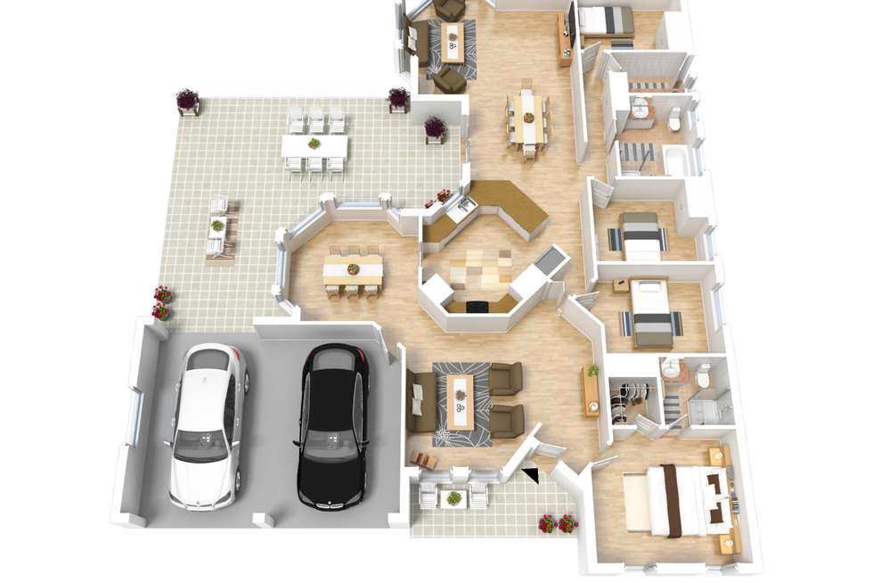 Floorplan of Homely house listing, 9 Anchorage Circle, Summerland Point NSW 2259