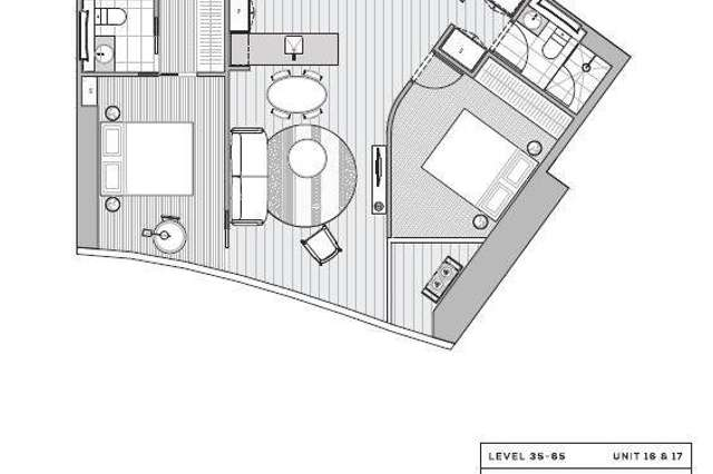 Leased Apartment 3816 228 La Trobe Street Melbourne Vic 3000 Dec 14 2020 Homely