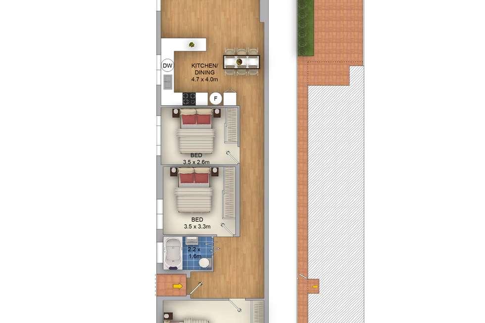 Floorplan of Homely house listing, 78 Paine Street, Maroubra NSW 2035