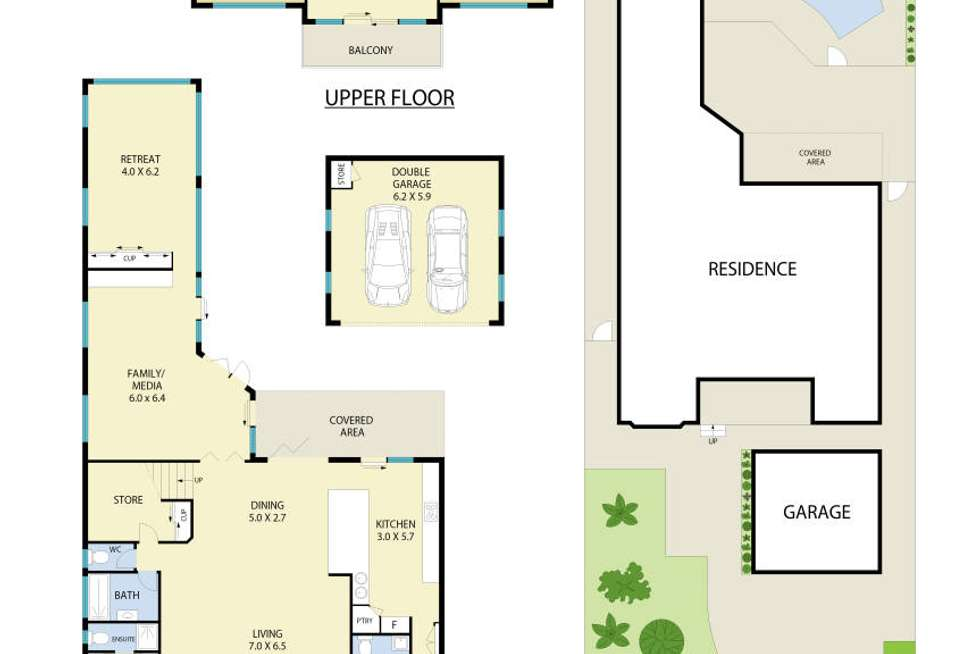 Floorplan of Homely house listing, 36 Lee Road, Beacon Hill NSW 2100