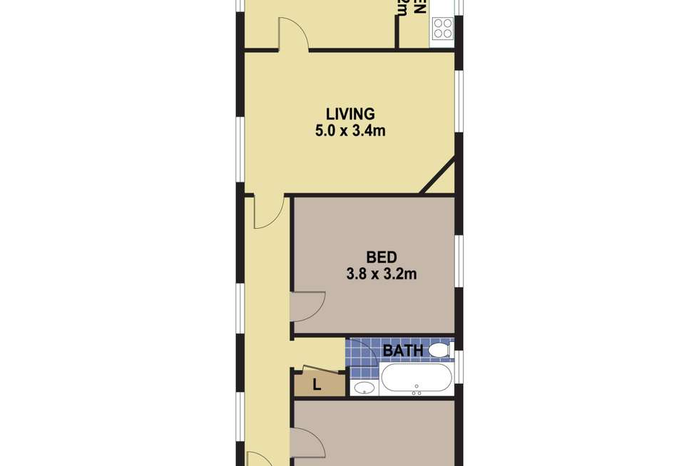 Floorplan of Homely house listing, 51 Kihilla Road, Auburn NSW 2144