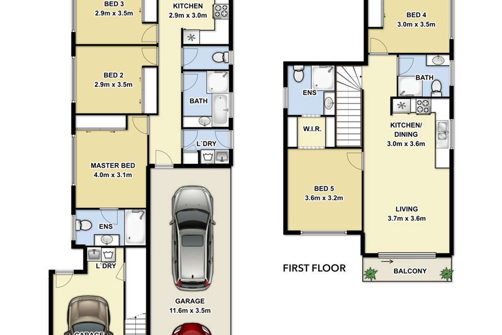 Floorplan of Homely house listing, 81 Whites Road, Manly West QLD 4179