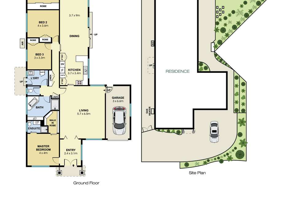 Floorplan of Homely house listing, 18A Willandra Road, Beacon Hill NSW 2100