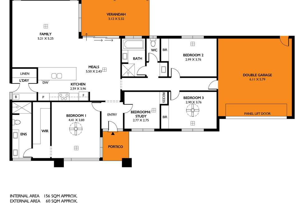 Floorplan of Homely house listing, 9/2A Connor Avenue, Woodville South SA 5011