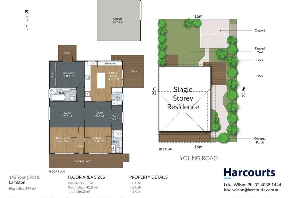 Floorplan of Homely house listing, 142 Young Road, Lambton NSW 2299