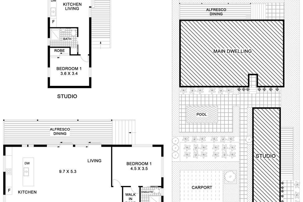 Floorplan of Homely house listing, 31 Fox Valley Way, Lennox Head NSW 2478