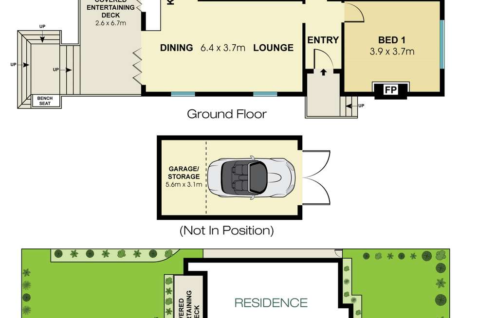Floorplan of Homely house listing, 2 Frenchs Forest Road, Seaforth NSW 2092