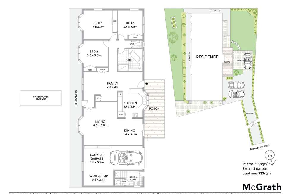 Floorplan of Homely house listing, 11 Boora Boora Road, Kincumber NSW 2251