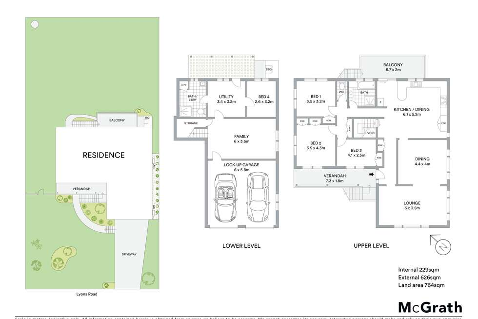 Floorplan of Homely house listing, 162 Lyons Road, Sawtell NSW 2452