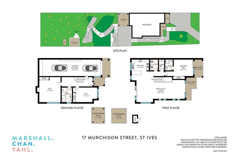Floorplan of Homely house listing, 17 Murchison Street, St Ives NSW 2075