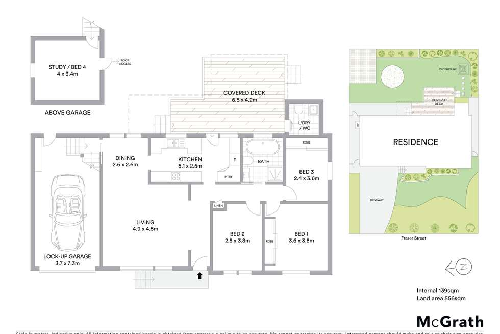 Floorplan of Homely house listing, 19 Fraser Street, Constitution Hill NSW 2145