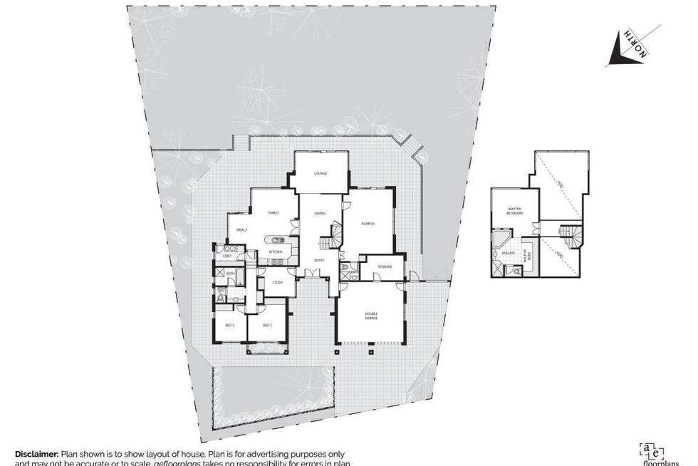 Floorplan of Homely house listing, 65 Morella Avenue, Jerrabomberra NSW 2619