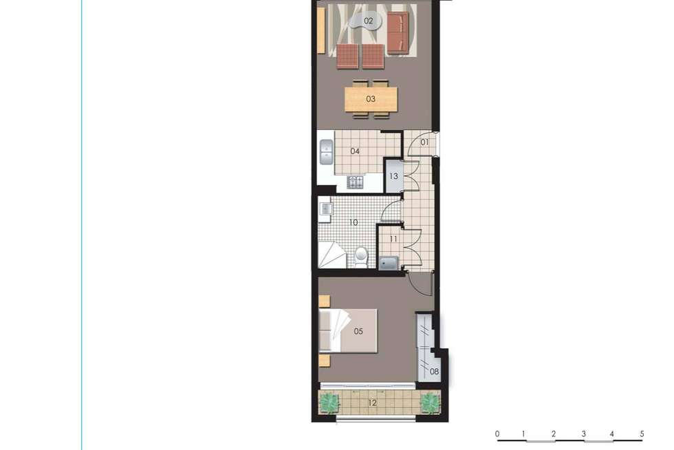 Floorplan of Homely apartment listing, 220/23 Hill Road, Wentworth Point NSW 2127