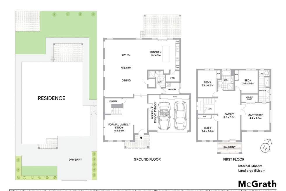 Floorplan of Homely house listing, 284 Beauchamp Road, Matraville NSW 2036