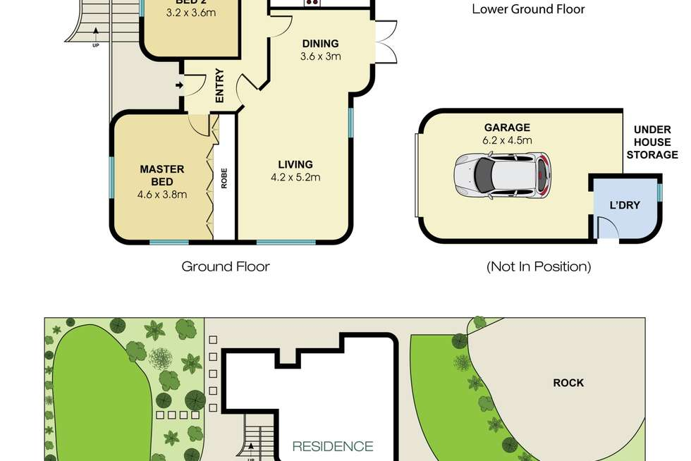 Floorplan of Homely house listing, 40 Castle Circuit, Seaforth NSW 2092