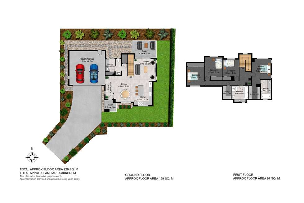 Floorplan of Homely house listing, 6/20 Cecilia Close, Carina Heights QLD 4152