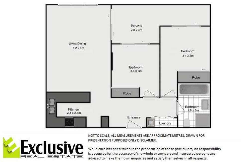 Floorplan of Homely apartment listing, 413/364 Canterbury Road, Canterbury NSW 2193