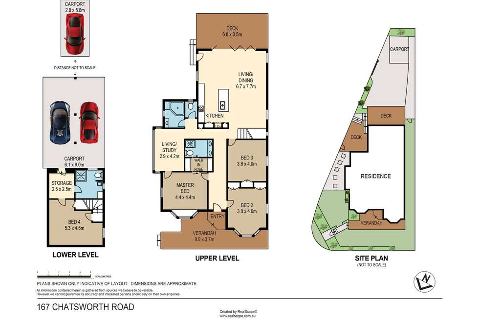 Floorplan of Homely house listing, 1 Eastwell Street, Coorparoo QLD 4151