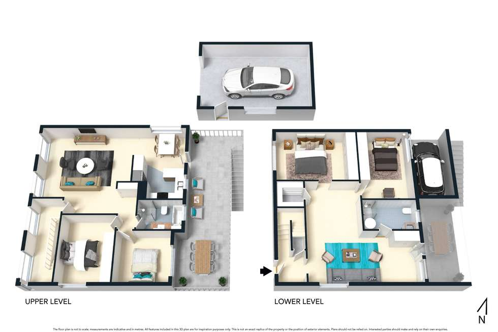 Floorplan of Homely house listing, 25 Banksia Street, Canton Beach NSW 2263