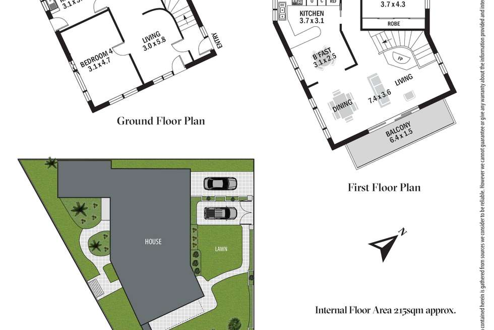 Floorplan of Homely house listing, 63 Beacon Hill Road, Beacon Hill NSW 2100