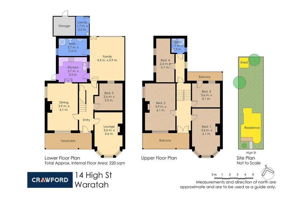 Floorplan of Homely house listing, 41 High Street, Waratah NSW 2298