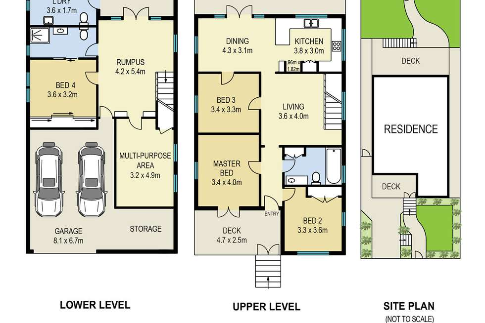 Floorplan of Homely house listing, 52 Shakespeare Street, Coorparoo QLD 4151