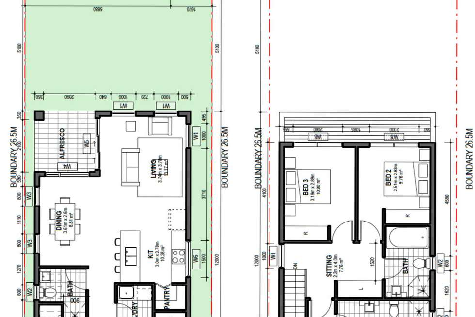 Floorplan of Homely house listing, . Campbelltown Road, Bardia NSW 2565