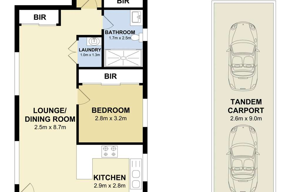 Floorplan of Homely house listing, 3a Arabanoo Street, Seaforth NSW 2092