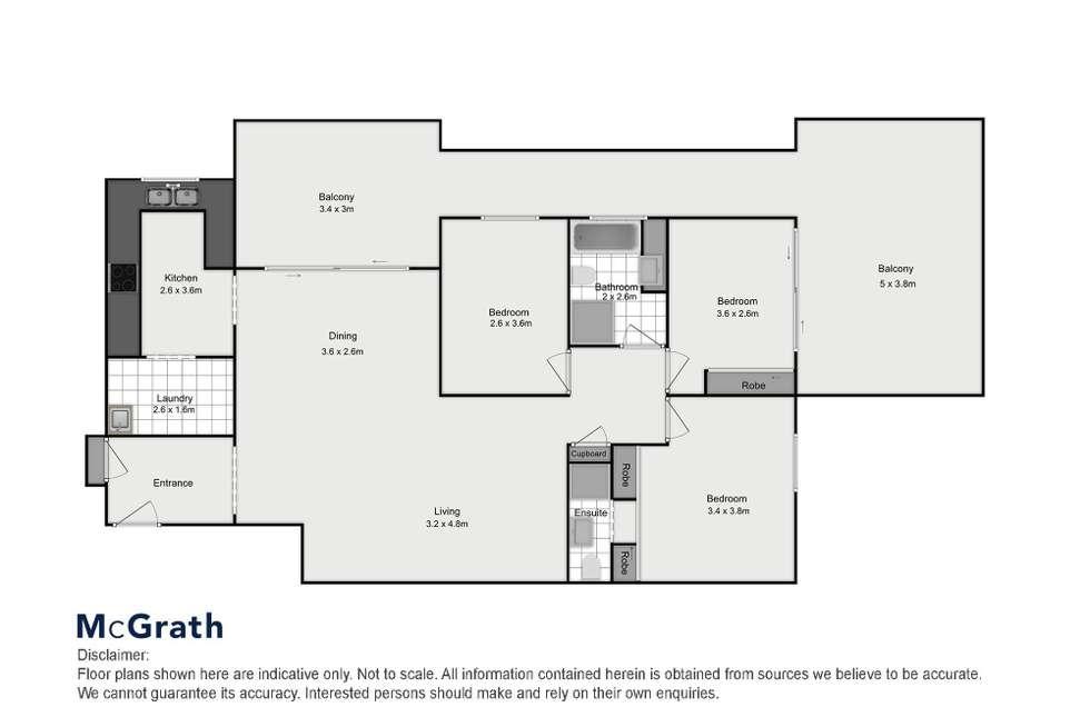 Floorplan of Homely apartment listing, 6/13-19 Princess Street, Brighton-le-sands NSW 2216