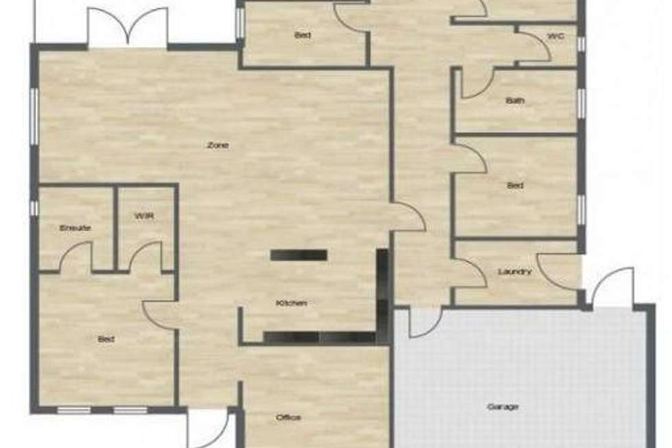 Floorplan of Homely house listing, 15 Wedge Tail Court, Griffin QLD 4503