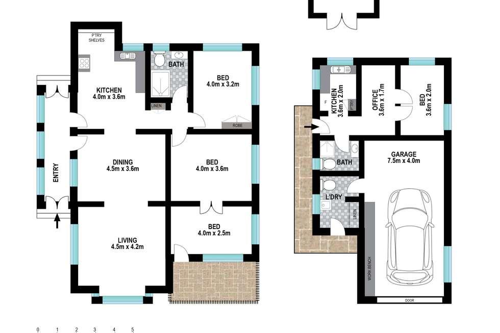 Floorplan of Homely house listing, 16 Broadwater Road, Mount Gravatt East QLD 4122