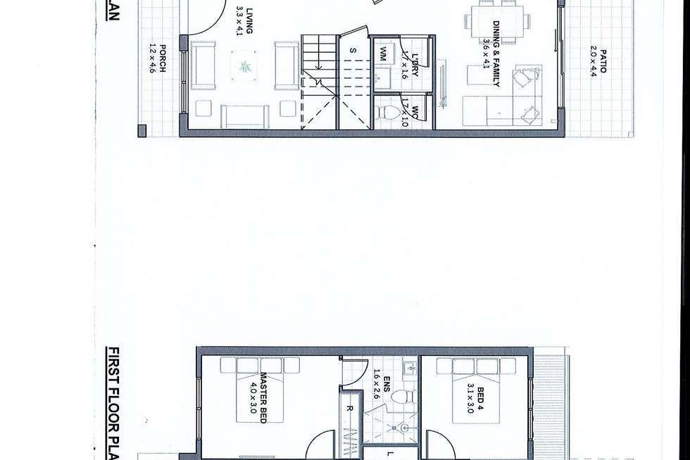 Floorplan of Homely house listing, 139A Kensington Park Road, Riverstone NSW 2765