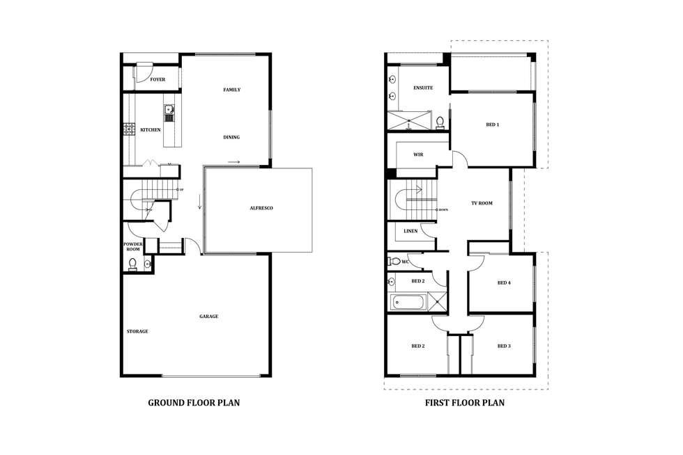 Floorplan of Homely house listing, 39 Tinnanbar Terrace, Maroochydore QLD 4558